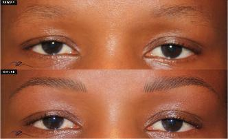 Makeup eyebrow tattoo Brooklyn & Garden City Long Island